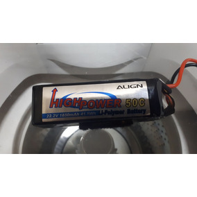 Duas Baterias Lipo 6s