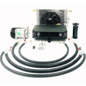 Kit Ar Condicionado Para D20 D-20 D10 D-10 Silverado Diesel