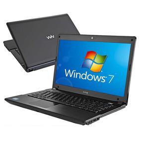 Notebook Cce Win X345 Pentium 4gb 500gb Windows 14