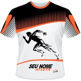 Camisa Corrida Corredor Maratona Personalizada 280-1 b0575e5830f