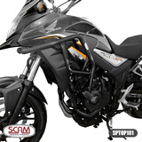 Kit Honda Cb500x 2013+sup. Superior Prot. De Motor Prot.mão