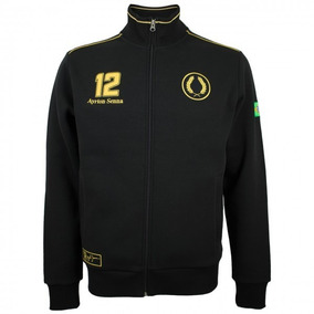 Ayrton Senna Chaqueta/chamarra Classic Team Lotus $4500