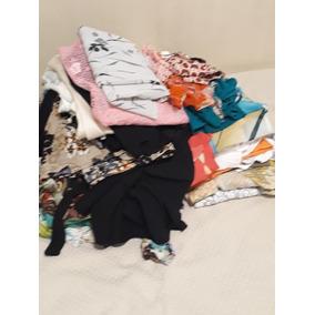 Lote 40 Peças De Roupas Femininas Usadas Para Brechó E Bazar