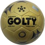 Balon Golty Dorado Futbol Sala - Balones de Fútbol en Mercado Libre ... 951d3f00c803e