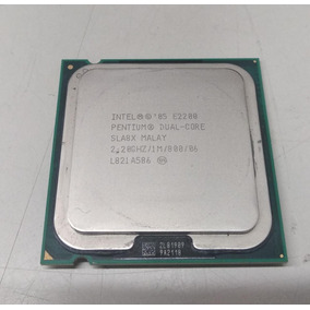 Processador Intel Pentium E2200 2.20ghz Lga775