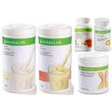 Herbalife 1 Shake, Nrg 60g, Chá Verde 50g, Proteína 240g