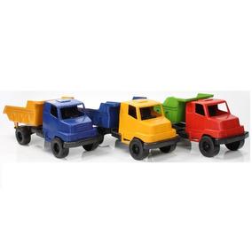 Atacado Kit 30 Caminhão Pequeno Plástico Brinquedo Barato