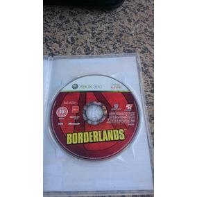 Borderlands [ntsc/pal] S/capa Xbox 360-frete:r$10