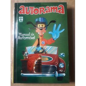 Livro Autorama - O Manual Do Automóvel