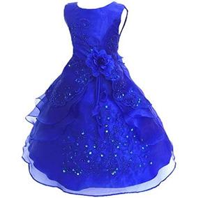 682448e27b Alquiler De Vestidos Fiestas Para Damas - Vestidos Azul en Baja ...
