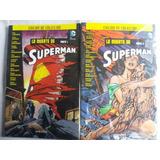 La Muerte De Superman V1 Y V2.