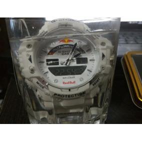 3dcf19ccd8f Relógio Casio G Shock Digital Branco Tag + Gift Box - Relógios De ...