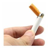 Cigarro-em Forma De Butano Isqueiro Sem Gás Recarregáveis