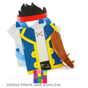 a8a01c0bfbf Disfraz De Pirata Sable De Goma Eva Para Niños - Disfraces en ...