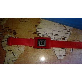 Smartwatch Reloj Inteligente Pebble Time Tinta Electrónica