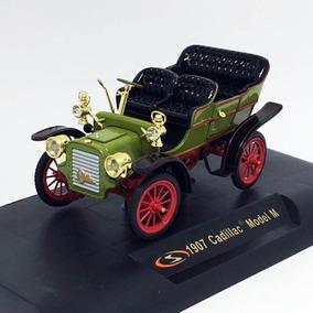 Miniatura Cadillac Model M 1907 Verde 1:32 Signature 32360