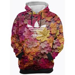 811c382a4c6 Blusa De Frio Moletom adidas Outono