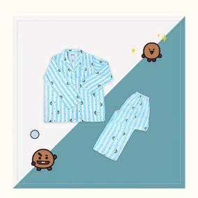 Pijama Bt21 Shooky Suga Bts Talla L Kpop Coreano Envio Grati