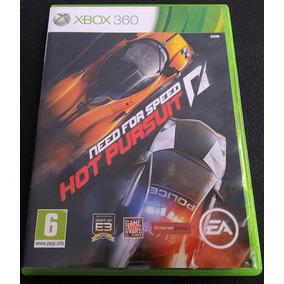 Need For Speed Hot Pursuit Xbox 360 Original Usado