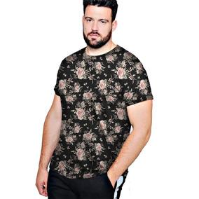 Camiseta Plus Swag Estampada Los Angeles - Top dd33fb6b27f