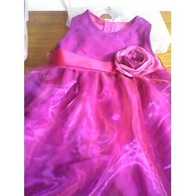 Vestidos Para Niñas Talla 2, 4 Y 6 Elegantes Y Casuales