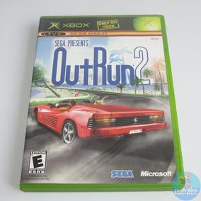 Outrun 2 Original Americano Xbox Classico Completo Raridade+