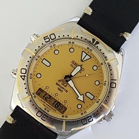 afa2cfacaca Relógio Seiko Quartz Chronograph - Relógio Seiko Masculino no ...