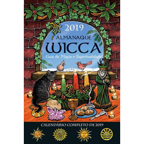 Almanaque Wicca - 2019