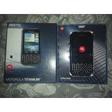 Motorola Titanium Nextel At&t Unefon Como Nuevo