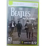 The Beatles Rock Band Xbox 360 Play Magic