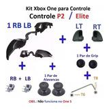 Reparo Botões Analógico Xbox One Rt Lt Rb Lb + Chave T8/t6