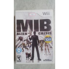 Jogo Nintendo Wii Mib Alien Crisis Original American Lote121