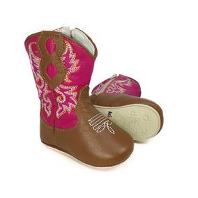 Bota Bebê Country Texana Feminina Menina Rodeio Cowboy 1877 9c02fce6cd7