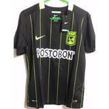 Camiseta Atlético Nacional Negra Suplente 2016 Nike 30% Off bf4ee8ada3b