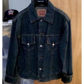 89a86bd5f19 Chaqueta Blue Jeans Levi´s 100%original - Chaquetas Hombre en ...