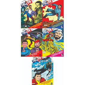 Falcon Revistas Pacotão Coleção Completa Revistas Digitais