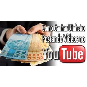 Aulão Como Ganhar Dinheiro No Youtube