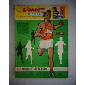 Revista Gazeta Esportiva Ilustrada São Silvestre N°102 1957