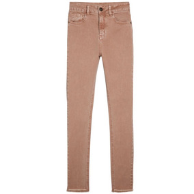Calca Rosa Cha Skinny Super High Maryland Iii Original Loja