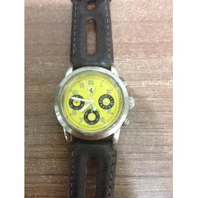 3ab655dde69 Relógio Ferrari Aço Amarelo - - Joias e Relógios no Mercado Livre Brasil