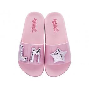 Chinelo Slide Larissa Manoela - Sapatos no Mercado Livre Brasil 69f2fa7c34