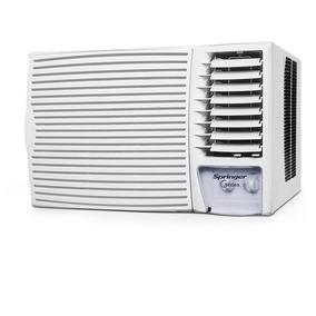 Ar-condicionado Janela Springer Mec.18.000 Quente/frio 220v