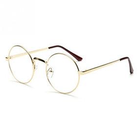 5f1a07c2f0b49 Oculos De Grau Feminino 2017 - Óculos Dourado no Mercado Livre Brasil
