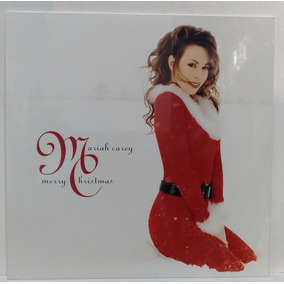 Lp Mariah Carey Merry Christmas Deluxe Edition