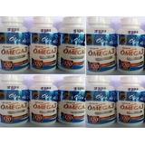 Omega 3 - 1200 Capsulas (10frascos) 1000mg + Brinde