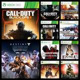 13 Juegos Xbox 360. Original Llevate Todo!