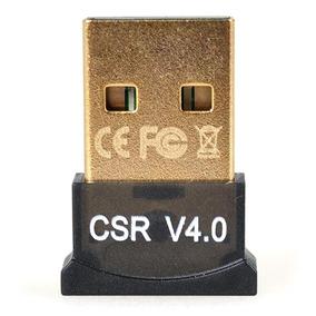 Adaptador Sem Fio 3mbps Mini Usb Bluetooth V4.0 Dongle - Pre