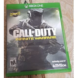 Call Of Duty Infinite Warfare Xbox One Usado Envio Gratis