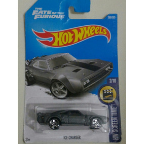Hot Wheels 2017 Dodge Ice Charger Velozes Furiosos 8 Toretto