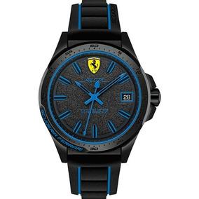Relógio Ferrari Scuderia Azul-preto 830423
